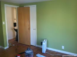 Laminate Flooring On Second Floor Green With Decor Second Floor Paint Color Reveal