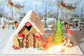 christmas gingerbread house how to make a christmas gingerbread house step by step tutorial