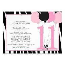 Birthday Invitation Words 11th Birthday Party Invitations Wording Drevio Invitations Design