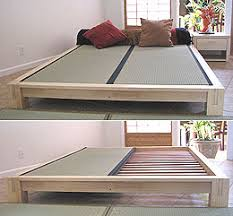 Where To Buy A Platform Bed Frame Platform Beds Low Platform Beds Japanese Solid Wood Bed Frame