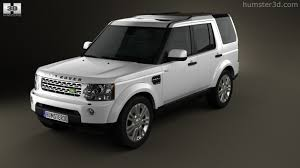 red land rover lr4 360 view of land rover discovery 4 lr4 2012 3d model hum3d store