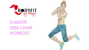 Desk Chair Workout 5 Minute Desk Chair Workout Get Moving During Your Work Day