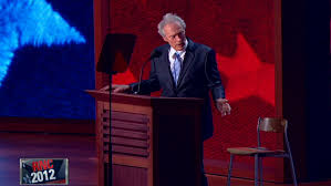 Clint Eastwood Chair Meme - eastwood the empty chair and the speech everyone s talking about
