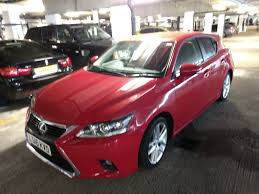 lexus glasgow twitter 2016 lexus ct 200h advance cvt excellent condition in kingston