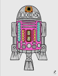 star wars coloring pages r2d2 printable coloring