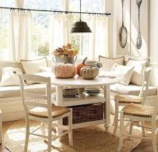 Breakfast Nook Plans Rounding Room And Breakfast Nooks - Kitchen table nook dining set