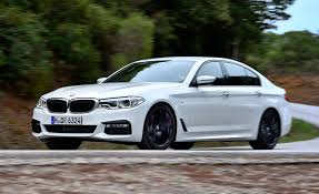 first drive 2017 bmw 5 series u2013 review u2013 car and driver
