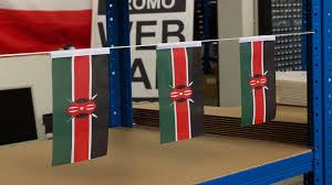 Kenya Flag Clothing Mini Flag Kenya 4x6