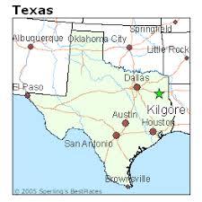 kilgore map best places to live in kilgore