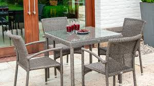 monte carlo dining room set contemporary chair with armrests stackable synthetic rattan