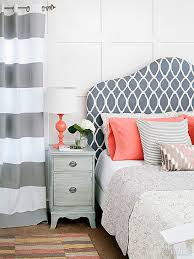 Better Homes Headboard by Diy Upholstery Updates Better Homes And Gardens Bhg Com
