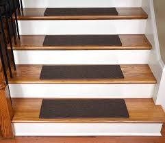 flooring wooden stair with black non slip stair treads matched recommended non slip stair treads for stair care step ideas wooden stair with black non