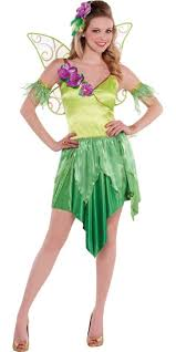 Tinkerbell Halloween Costumes Tinker Bell Costume Tv Movie Costumes Womens Costumes
