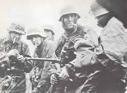 than other german organizations such as by fighting to the death fighting power of wehrmacht in comparison to us army in ww2