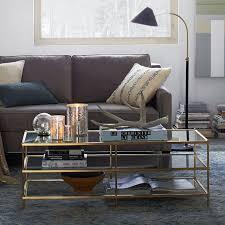Living Room Coffee Table Terrace Coffee Table West Elm