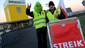amazon germany welcome to the jungle working and struggling in amazon warehouses