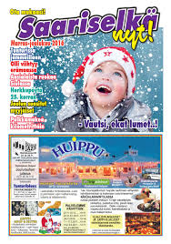 the levi times christmas 2016 by levin sanomat issuu