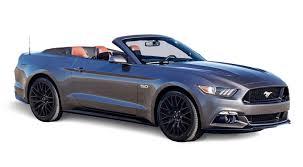 mustang car rentals convertibles stop n go rent a car