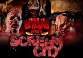 get in the halloween spirit field of screams u2013 the a blast