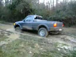 ford ranger road tyres ford ranger muddin with bf goodrich all terrain tires