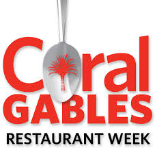 bacardi logo 6th annual coral gables restaurant week presented by bacardi usa