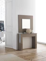 muebles para recibidor mueble tipo consola de recibidor moka