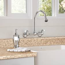 wall mount kitchen faucet with sprayer awesome wall mount kitchen faucet with sprayer on home remodel
