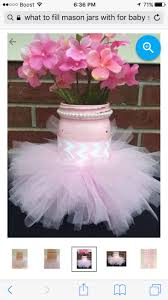 tutu centerpieces for baby shower tutu baby shower design decoration