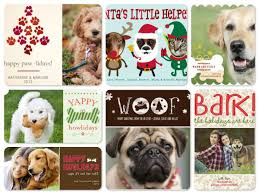 card ideas with dogs happy holidays