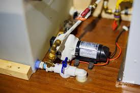 House Plumbing System Tiny House Plumbing An Easy Setup For The Diyers With Off Grid