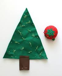 christmas activities for kids button christmas tree buggy and buddy
