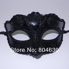 Black Mask Halloween Costume Compare Prices Black Mask Costume Shopping Buy