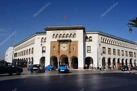 stock bureau maroc maroc le bureau de poste principal à rabat photographie alex 7370