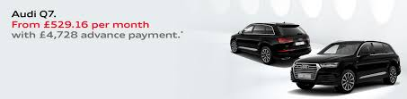 audi q7 contract hire audi q7 personal contract hire offers discover audi q7 personal