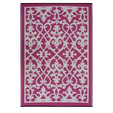 Home Decor Boutiques Online And Pink Venice Rug By Fab Habitat Spark Living Online