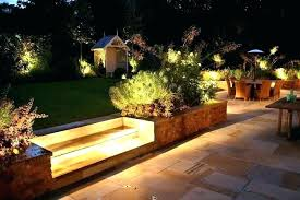 Pool Landscape Lighting Ideas Landscaping Lights Ideas Deck Lighting Step Lights Landscape