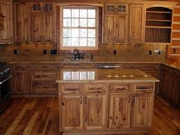 solid wood kitchen furniture hickory wood cabinets rustic kitchen solid wood cabinets kitchen