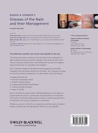 buy baran and dawber u2032s diseases of the nails and their management