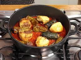 la cuisine tunisienne légumes farcis recette mehchi de la cuisine tunisienne recettes