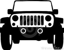 jeep grill logo vector jeep truck outline jeepers pinterest jeep truck jeeps and