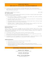 Resume Format For Sales And Marketing Manager 10 Marketing Resume Samples Hiring Managers Will Notice