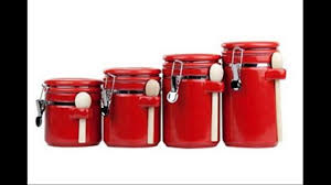 kitchen canister set video dailymotion