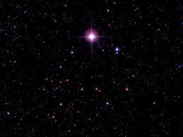 polaris star gather chi from the north star violet light and the universe