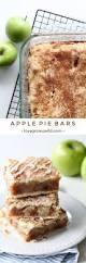 Apple Pie Thanksgiving 25 Best Ideas About Apple Pie Bars On Pinterest Baking Apple