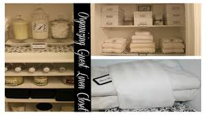 Linen Closet My Guest Room Linen Closet Organization Youtube