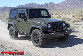 willys jeep off road 2016 jeep willys edition wrangler review off road com