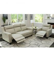 Abbyson Leather Sofa Reviews Living Room Sets Stanford Leather Reclining Set
