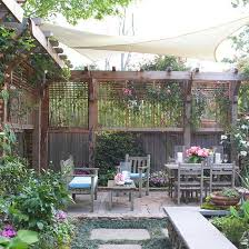 Privacy Backyard Ideas Create Privacy In Your Yard Canopy Filter And Patios
