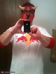 Bull Halloween Costume Bull Fighter Red Bull Halloween Costume Photo 2 4