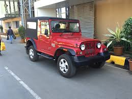mahindra jeep mahindra thar quick drive review photos 1 of 8